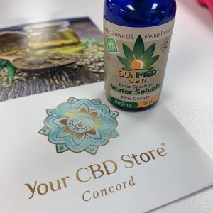 "Leigh Brown | Check out ""Your CBD Store"" in Downtown Concord NC"