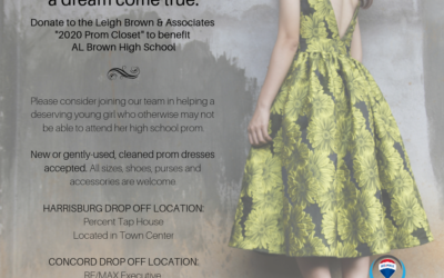 Donate Your Unused Formal Dress to an AL Brown HS Student for Prom