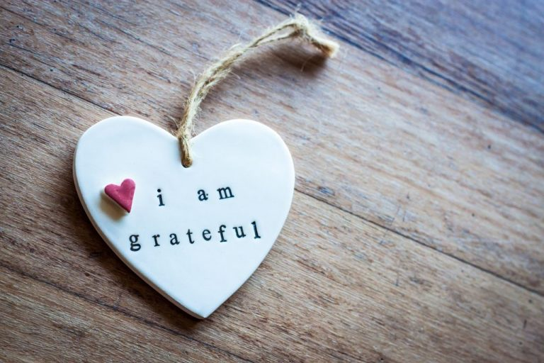 Forgiveness & Thankfulness