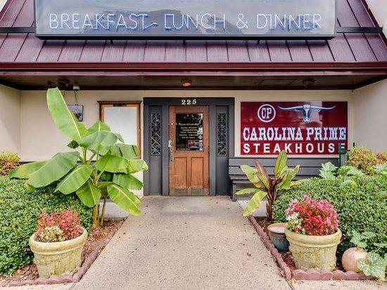 Leah Recommends: Carolina Prime Steakhouse