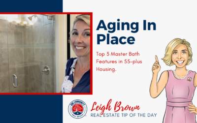 "Top 3 Features to Look for in an ""Aging In Place"" Master Bath"
