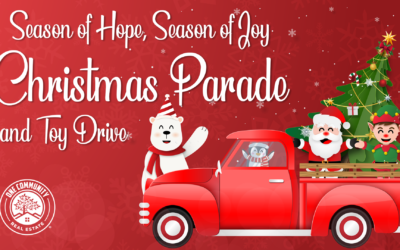 Concord Friends' Christmas Parade and Toy Drive