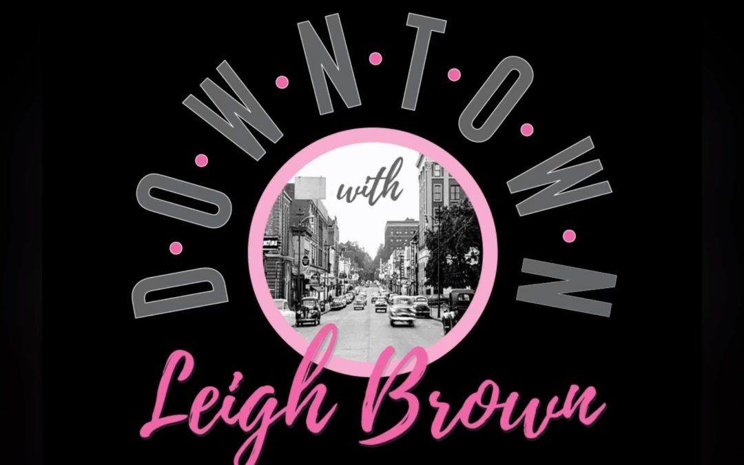 Downtown With Leigh Brown-Enjoy Reading,Books and Local Charm at Goldberry Books!
