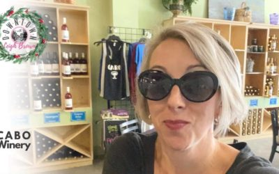 Downtown With Leigh Brown – Unique Wine Tasting Experience At Cabo Winery!