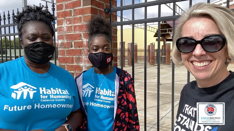 Help A Family Become A Homeowner With Habitat for Humanity Cabarrus County