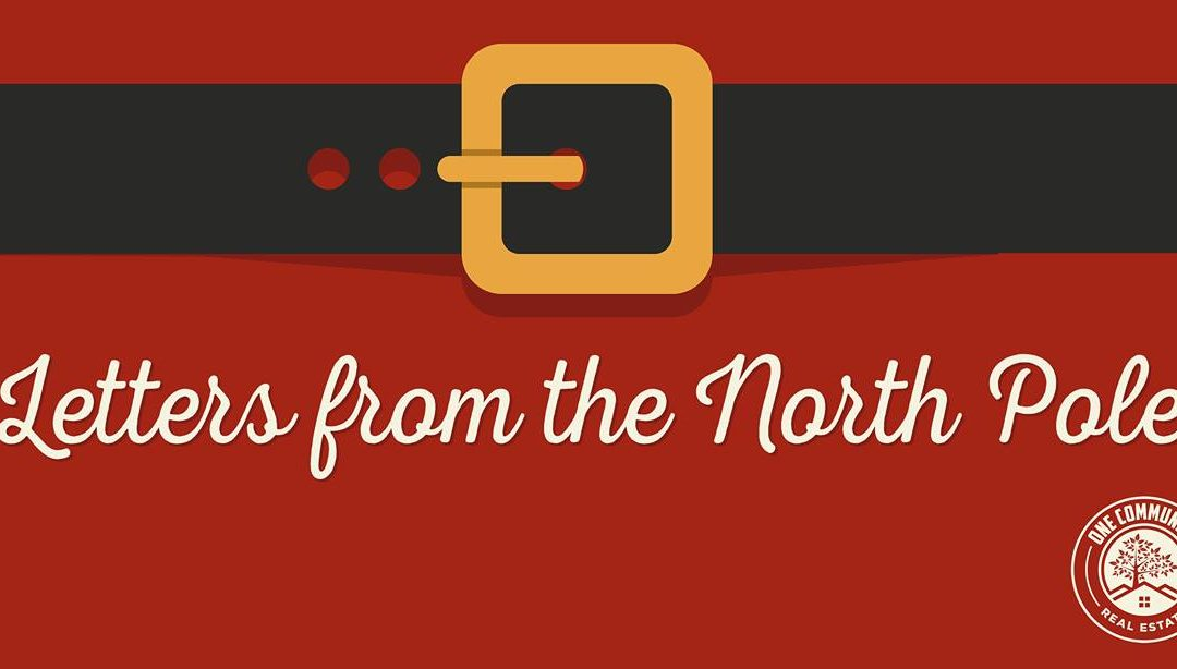 Send Your Child A Santa Letter From The North Pole!