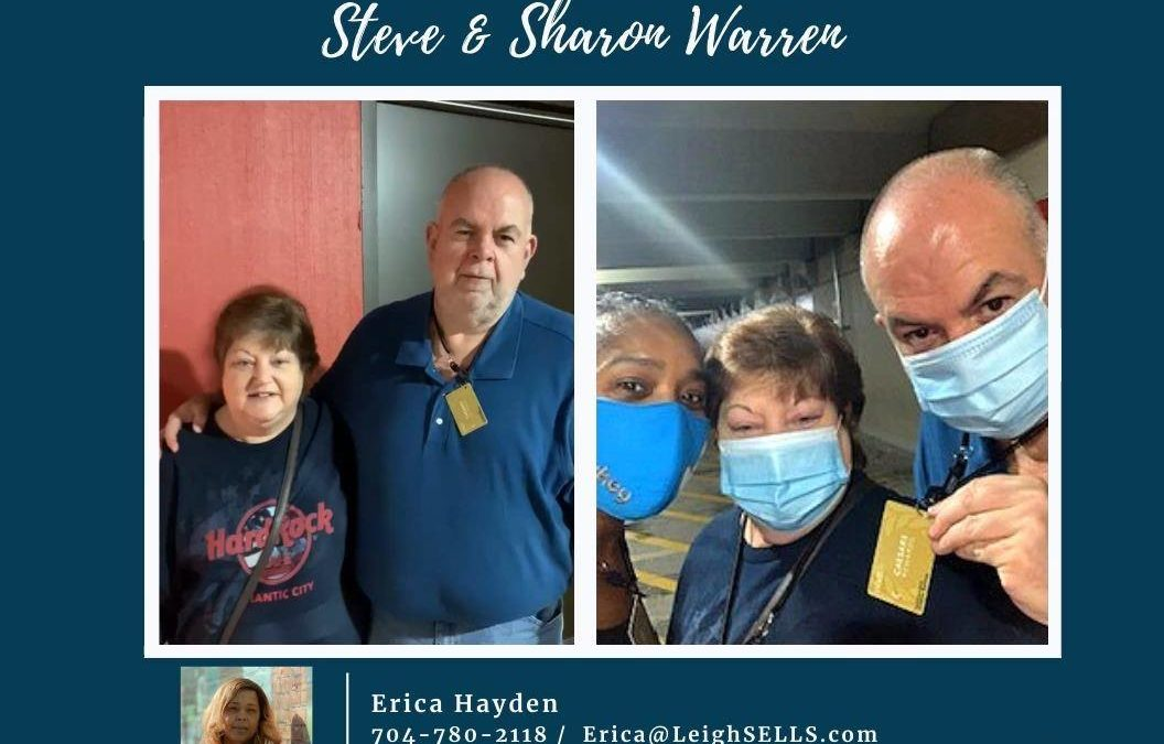 Steve & Sharon Warren Client Review for Erica Hayden