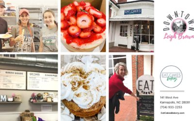 Downtown With Leigh Brown – Get Your Favorite Sweet Treat At Eat Cakes Bakery!