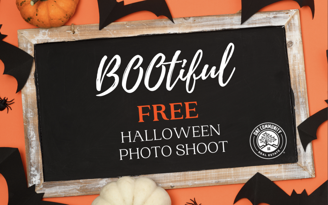 BOOtiful Halloween FREE Photo Shoot