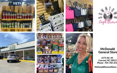 Downtown With Leigh Brown – Find All You Need At McDonald General Store!