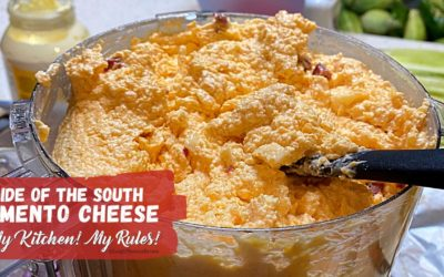 Pride of the South Pimento Cheese  |  My Kitchen! My Rules!